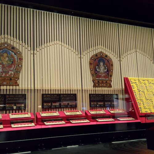 Interior Design-Southern Branch of the National Palace Museum — The Buddhist Art & Textile Art Exhibition